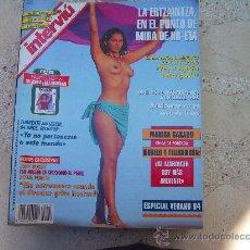 Coleccionismo de Revista Interviú: INTERVIU Nº 958, FASCICULO NO, MARISA CASADO, ELODIE JORDA, YANINA FU. Lote 294578508