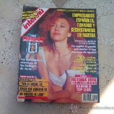 Coleccionismo de Revista Interviú: INTERVIU Nº 952 FASCICULO Nº 10 MICHELLE PFEIFFER, VICTORIA VERA EN TOP-LES, CAYETANA GUILLEN CUERVO. Lote 31754707