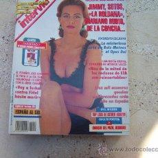 Coleccionismo de Revista Interviú: INTERVIU Nº 949, FASCICULO-7, ESTHER ARROYO, TERRY MAC SAGATOS ORLEY. Lote 31887926
