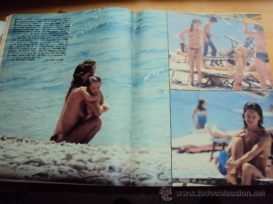 Coleccionismo de Revista Interviú: Marisol. Interviu . Desnuda 6 años Despues. - Foto 5 - 175867077
