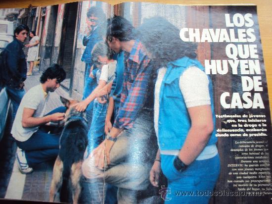 Coleccionismo de Revista Interviú: Marisol. Interviu . Desnuda 6 años Despues. - Foto 6 - 175867077