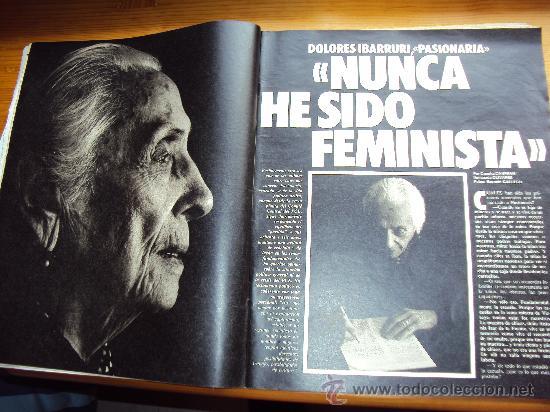 Coleccionismo de Revista Interviú: Marisol. Interviu . Desnuda 6 años Despues. - Foto 7 - 175867077