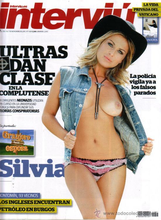 Interviú Nº 1801 Noviembre De 2010 Silvia De Granjero Busca Esposa
