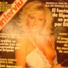 Coleccionismo de Revista Interviú: INTERVIU Nº681 AÑO 1989,.HELMUT NEWTON DESNUDA A LAS FAMOSAS DE HOLLYWOOD. Lote 32421740