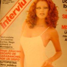 Coleccionismo de Revista Interviú: INTERVIU Nº51 AÑO 1977 DOLORES IBARRURI,..SIGO SIENDO LA MISMA,..UMBRAL RECIBE A ALBERTI. Lote 32422049