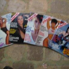 Coleccionismo de Revista Interviú: LOTE DE 5 REVISTAS INTERVIU.. Lote 33309969