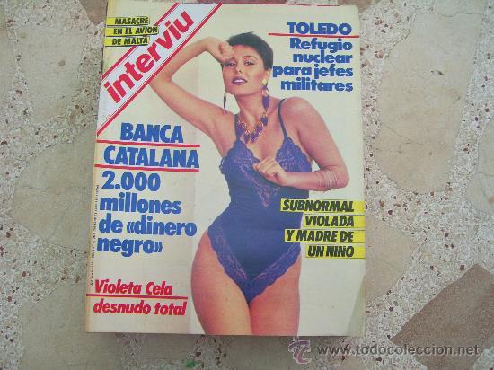 Violeta cela desnuda pics 15