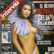Coleccionismo de Revista Interviú: INTERVIU N 1351. Lote 34033519