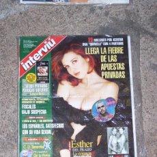 Coleccionismo de Revista Interviú: INTERVIÚ. NUM. 1073, DEL 18 AL 24 NOV. 1996. Lote 34659039