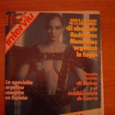 Coleccionismo de Revista Interviú: REVISTA INTERVIU - ESPECIAL AÑO 2000 - . Lote 35068128