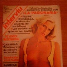 Coleccionismo de Revista Interviú: REVISTA INTERVIU - Nº 15- 26 AGOSTO 1 SEPTIEMBRE 1976-- . Lote 35068252