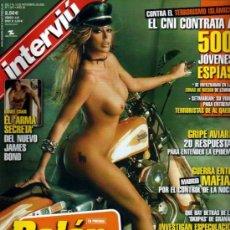 Coleccionismo de Revista Interviú: INTERVIU BELEN ESTEBAN. Lote 36070337