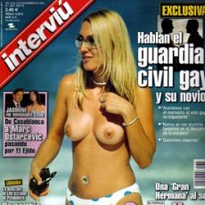 Coleccionismo de Revista Interviú: INTERVIU CAROLINA DE GH. Lote 36100871