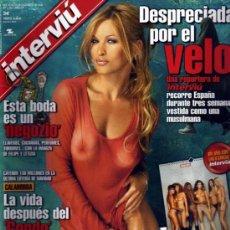 Colecionismo da Revista Interviú: INTERVIU YULIYA MAYARCHUK. Lote 36100944