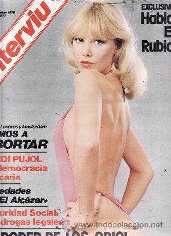 REVISTA INTERVIU Nº 33 AÑO 1976. DESTAPADA: SYLVA KOSCINA. (Coleccionismo - Revistas y Periódicos Modernos (a partir de 1.940) - Revista Interviú)