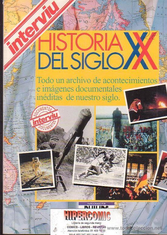 INTERVIU ESPECIAL HISTORIA DEL SIGLO XX (Coleccionismo - Revistas y Periódicos Modernos (a partir de 1.940) - Revista Interviú)