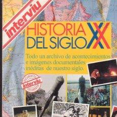 Coleccionismo de Revista Interviú: INTERVIU ESPECIAL HISTORIA DEL SIGLO XX. Lote 112211568