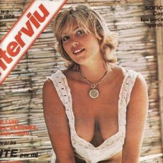 Coleccionismo de Revista Interviú: REVISTA INTERVIU Nº 3 AÑO 1976. CHICAS: SCILLA GABEL. . Lote 36196622