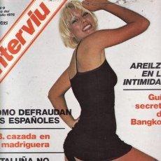 Coleccionismo de Revista Interviú: REVISTA INTERVIU Nº 9 AÑO 1976. PORTADA: COVER GIRLS. . Lote 36196965