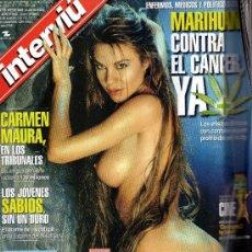 Coleccionismo de Revista Interviú: INTERVIU AÑO 2000 RENATA PARMA. Lote 37611627