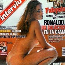 Coleccionismo de Revista Interviú: INTERVIU AÑO 2006 GIBRALTAR PARAISO DE LAS APUESTAS POR INTERNET. Lote 115653978