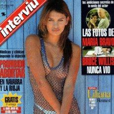 Coleccionismo de Revista Interviú: INTERVIU AÑO 1999 MARIA BRAVO. Lote 37611695