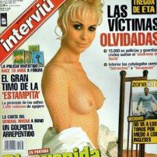 Coleccionismo de Revista Interviú: INTERVIU AÑO 2006 LAS VÍCTIMAS OLVIDADAS DE ETA+BIENVENIDA PEREZ. Lote 109215564