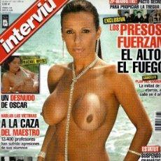 Coleccionismo de Revista Interviú - INTERVIU AÑO 2006 SONIA MONROY - 37611752