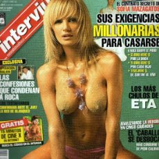 Coleccionismo de Revista Interviú: INTERVIU AÑO 2006 OPERACIÓN MALAYA+ EL CONTRATO SECRETO DE SOFIA MAZAGATOS. Lote 37611756
