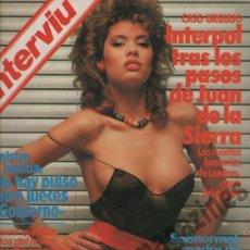 Coleccionismo de Revista Interviú: INTERVIU Nº 410, 1984 ~ . Lote 37749904