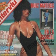 Coleccionismo de Revista Interviú: INTERVIU Nº 429, 1984 ~ . Lote 37749960