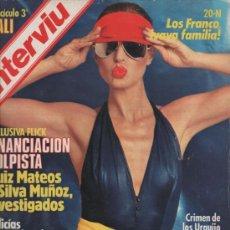 Coleccionismo de Revista Interviú: INTERVIU Nº 445, 1984 ~. Lote 104618583