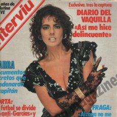 Coleccionismo de Revista Interviú: INTERVIU Nº 449, 1984 ~. Lote 194932947