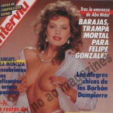 Coleccionismo de Revista Interviú: INTERVIU Nº 562, 1987 ~ . Lote 37751000