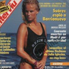 Coleccionismo de Revista Interviú: INTERVIU Nº 645, 1988 ~ . Lote 37755710