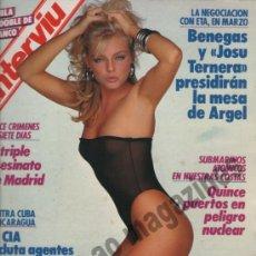 Coleccionismo de Revista Interviú: INTERVIU Nº 613, 1988 ~ . Lote 37755818