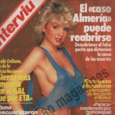 Coleccionismo de Revista Interviú: INTERVIU Nº 413, 1984 ~ . Lote 37755880