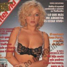 Coleccionismo de Revista Interviú: INTERVIU Nº 764, 1990 ~ . Lote 37756520