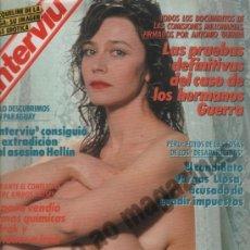 Coleccionismo de Revista Interviú: INTERVIU Nº 726, 1990 ~ . Lote 37756632