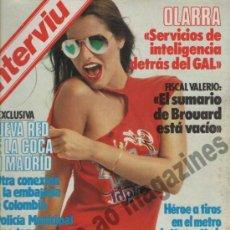 Coleccionismo de Revista Interviú: INTERVIU Nº 454 / 1985 ~ . Lote 37872665