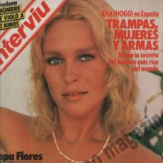 Coleccionismo de Revista Interviú: INTERVIU Nº 465 / 1985 ~ . Lote 37872722