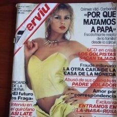 Coleccionismo de Revista Interviú: INTERVIU - Nº 287 - NOVIEMBRE DE 1981 / LA NASA RUSA / NENE MORALES /. Lote 38495735