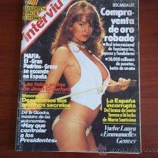 Coleccionismo de Revista Interviú: INTERVIU - Nº 415 - ABRIL-MAYO DE 1984 / LAS FOTOS GOLFAS DE JOAN GRAWFORD. Lote 38595611