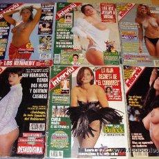 Coleccionismo de Revista Interviú - INTERVIU 1051- SANDRA BULLOCK SEXY- FRAN RIVERA/CAMINO/BIENVENIDA/EL VITI/ VICENTE BARRERA/CUBA - 39127922