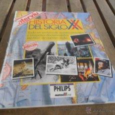 Coleccionismo de Revista Interviú: REVISTA INTERVIU ESPECIAL HISTORIA DEL SIGLO XX. Lote 40464503