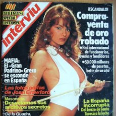 Coleccionismo de Revista Interviú: INTERVIU Nº415-25 ABRIL AL 1 DE MAYO 1984-JORDI PUJOL-RAIMON OBIOLS-CATALUÑA. Lote 41019526