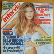 Coleccionismo de Revista Interviú: INTERVIU Nº509-12/18 FEBRERO 1986-ETA-JOSE LUIS COLL-REFERENDUN OTAN.. Lote 42756415