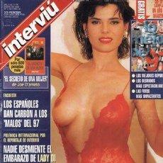 Coleccionismo de Revista Interviú: REVISTA INTERVIU Nº 1132 AÑO 1998. PORTADA: MINIET PARKER. . Lote 43291483