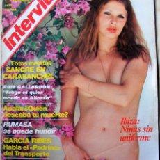 Coleccionismo de Revista Interviú: REVISTA INTERVIU SETIEMBRE DE 1977 Nº 68. Lote 43582080
