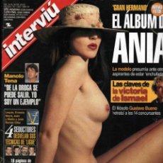 INTERVIU 1265 ANIA, MANOLO TENA GRAN HERMANO